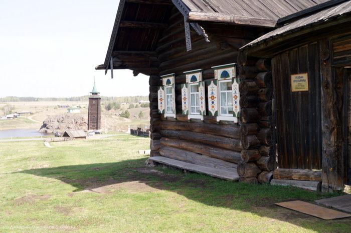 Алапаевск и Нижняя Синячиха: музей Чайковского и музей деревянного зодчества под открытым небом