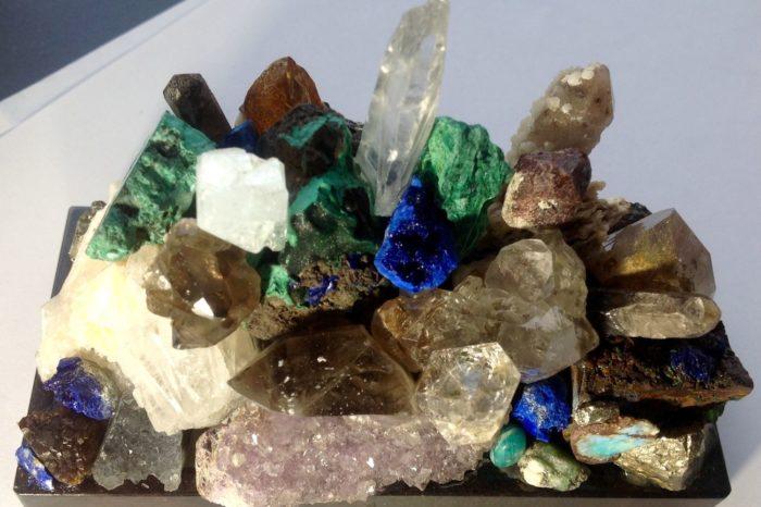 Геологическая экскурсия с поиском камней Самоцветная полоса Урала