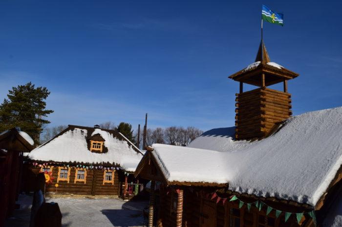 Уральское казачество: Арамильский острог для школьников