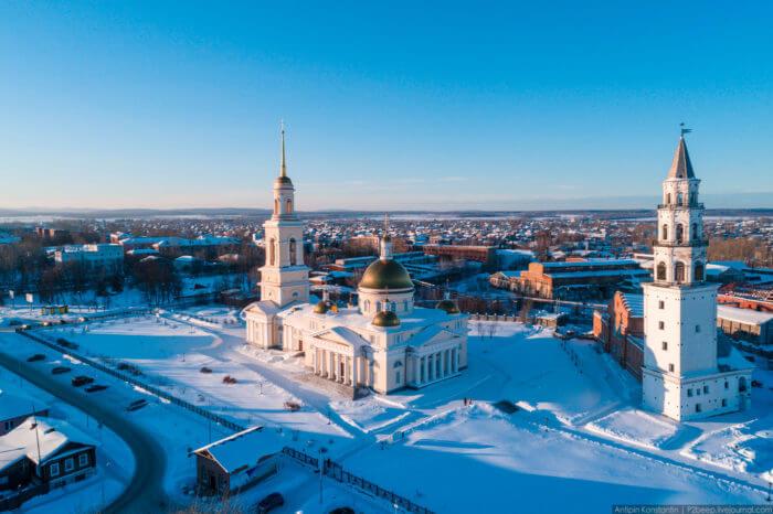 Рождественский тур на Урал всё включено