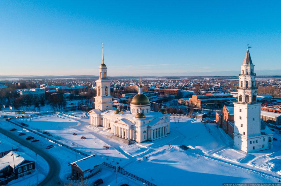 Автобусные туры по Уралу и Сибири на лето 2019