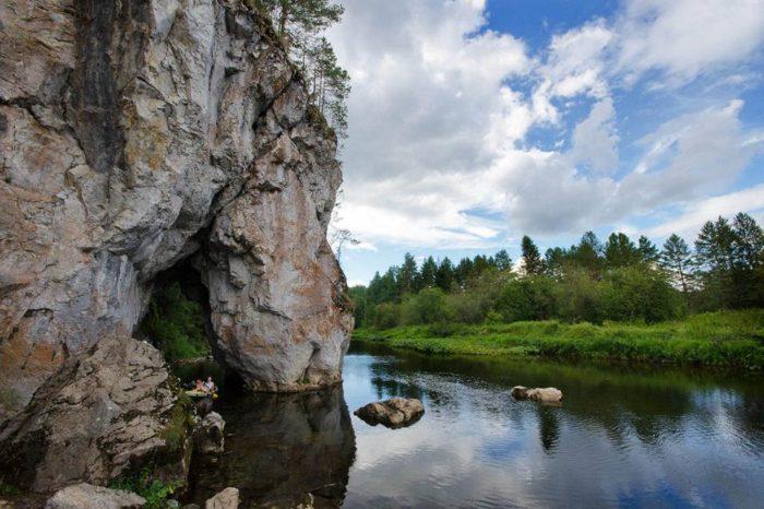 """Природный парк """"Оленьи ручьи"""" для школьников"""