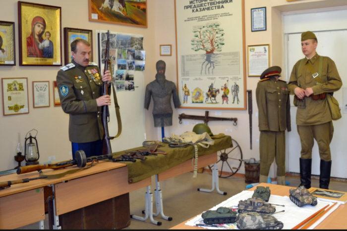Ревда: Демидов центр и музей казачества для школьников