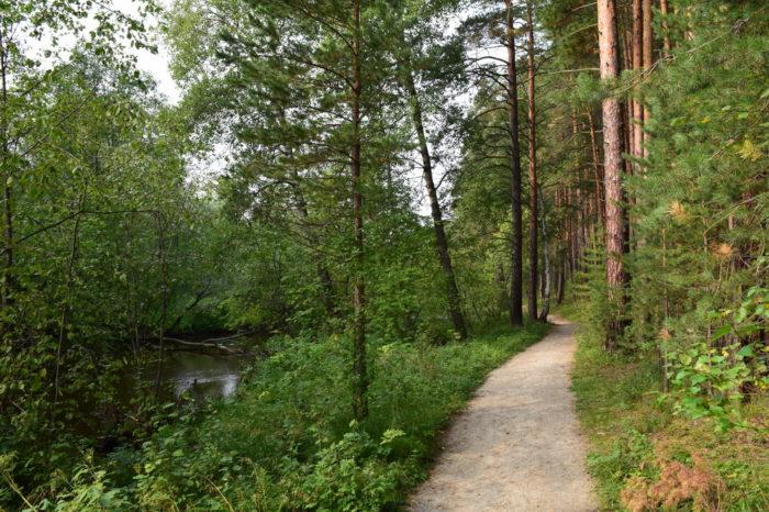 Бажовские места: природный парк в Сысерти