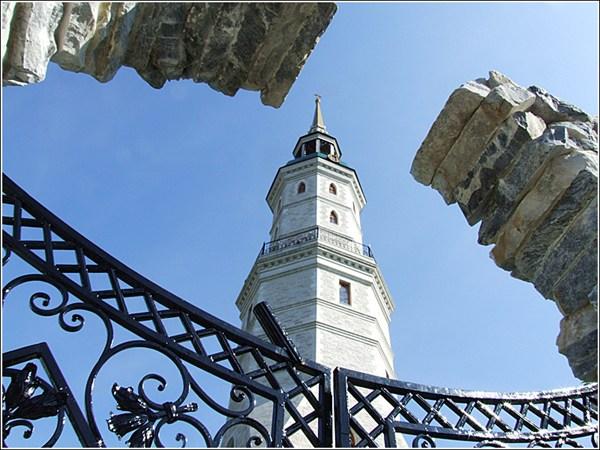Златоуст – самый высокогорный город Урала