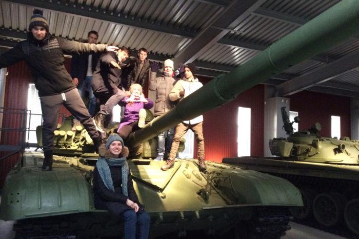 Нижний Тагил: музей танков и политехнический музей для школьников