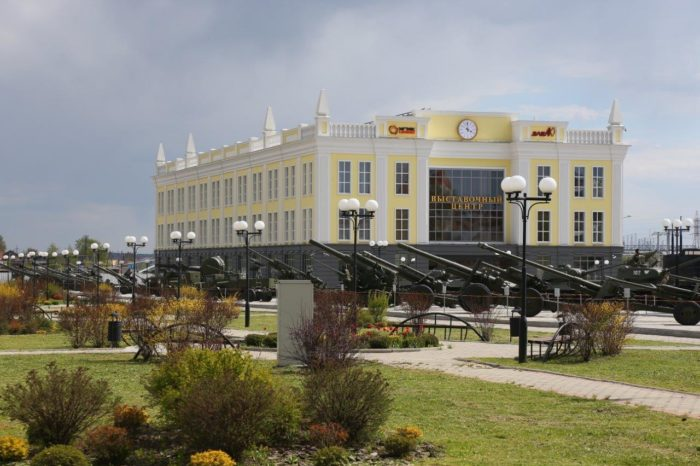 Ганина яма и медная столица Урала Верхняя Пышма