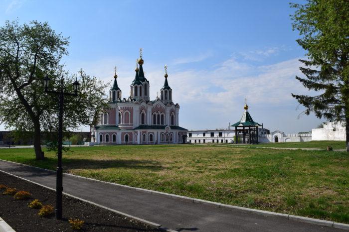 Далматовский монастырь и колокольный завод