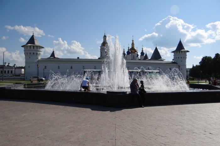 Тур в Тобольск По земле сибирской