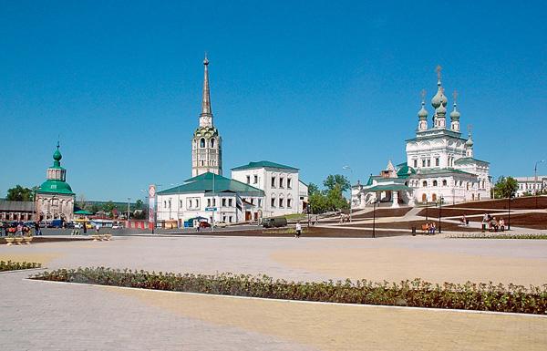 Тур в Соликамск и Чердынь