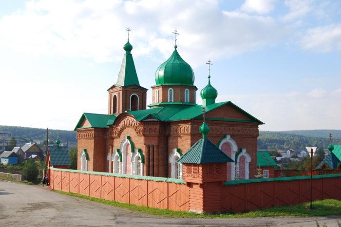 Тур в Тарасково к святым источникам
