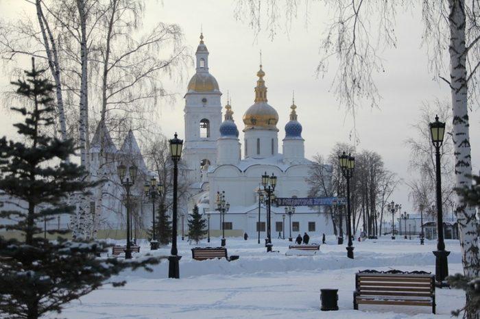 Тур в Тобольск По земле сибирской всё включено