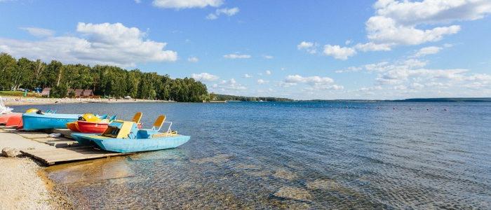 Отдых на озере Увильды из Екатеринбурга