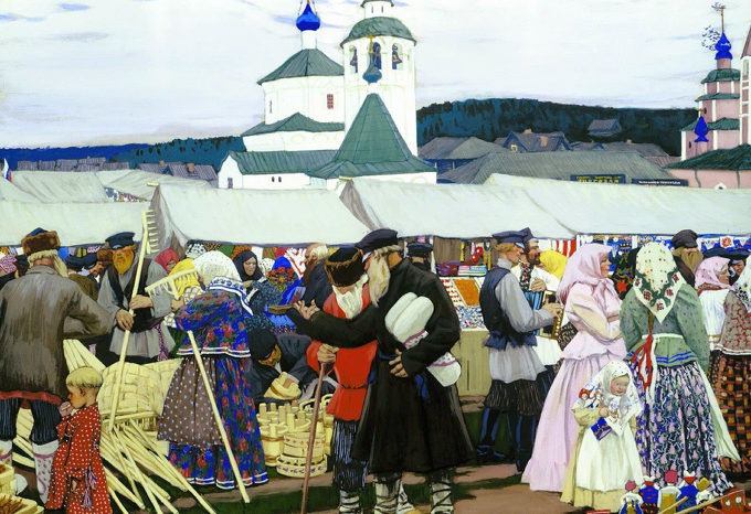 Екатеринбург купеческий